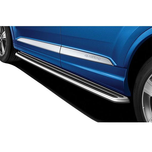 Подножка Audi Q7